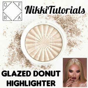 Ofra x NikkiTutorials Glazed Donut Highlighter